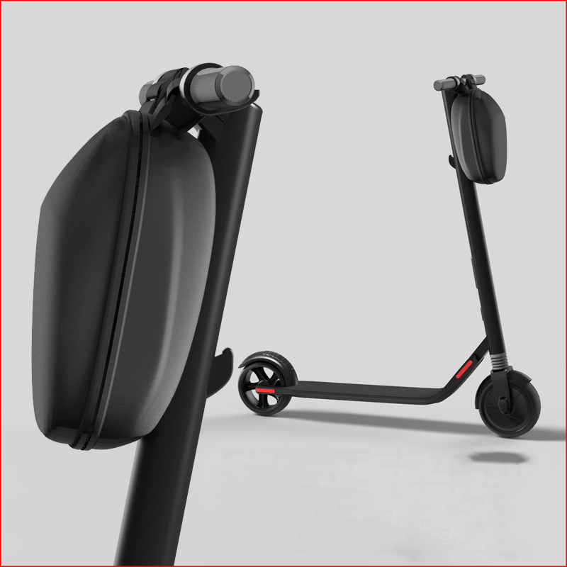 Scooter Head Handle Bag for Xiaomi Mijia M365 Electric Scooter Ninebot ES Nextdrive F0 Carry Tools Charger Battery Bottle phone коврик для йоги onerun цвет фиолетовый 183 х 61 х 0 4 см
