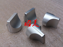 Усилитель громкости, прочная ручка потенциометра из алюминиевого сплава, диаметр 28 мм, высокий 28 мм, для аудио
