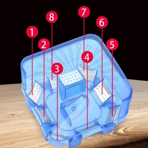 Image 5 - 効率的な再利用可能なゴキブリ害虫トラップ餌非毒性エコゴキブリバグキャッチャーキャッチ害虫キラートラップリペラー
