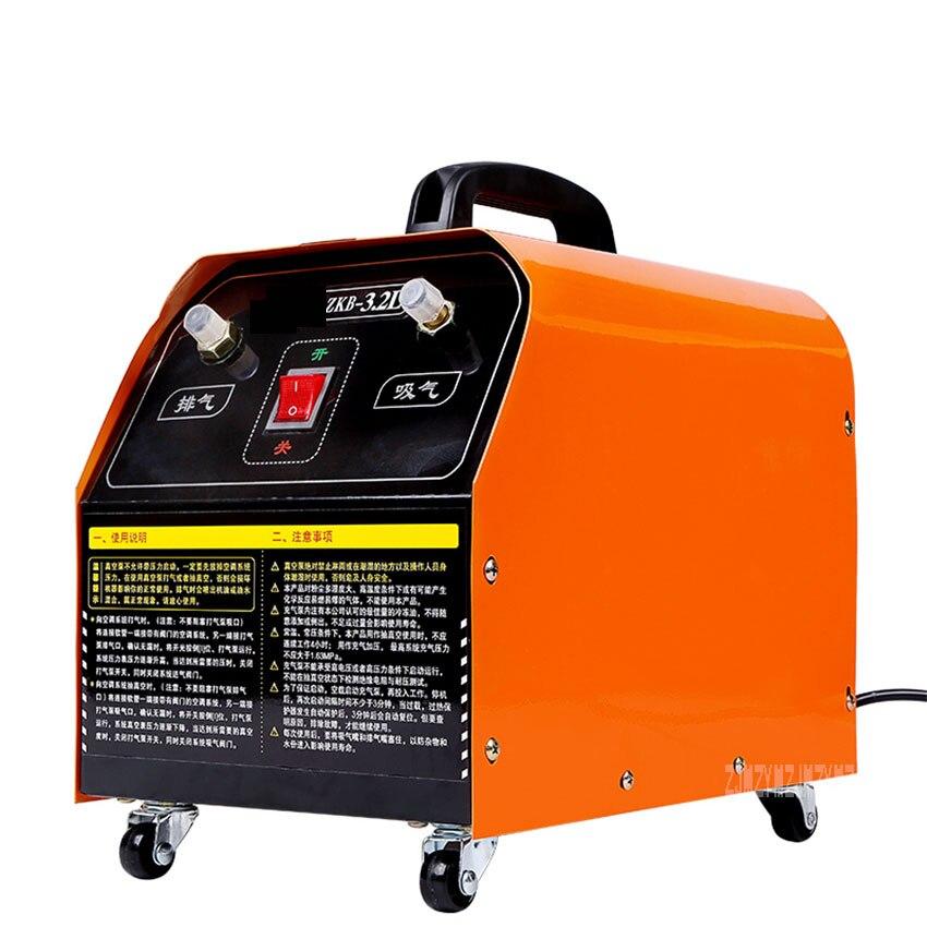 ZKB Automobile climatisation pompe à vide ménage Double utilisation pompe à vide économie d'énergie climatiseur outil d'entretien 220 V