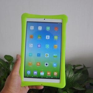 Image 4 - 2016 Tablet Robusto Capa Para TECLAST X80 Plus/X80 Pro, crianças À Prova de Choque de Silicone Caso P80 8.0 X80 Polegada Para TECLAST Tablet HD