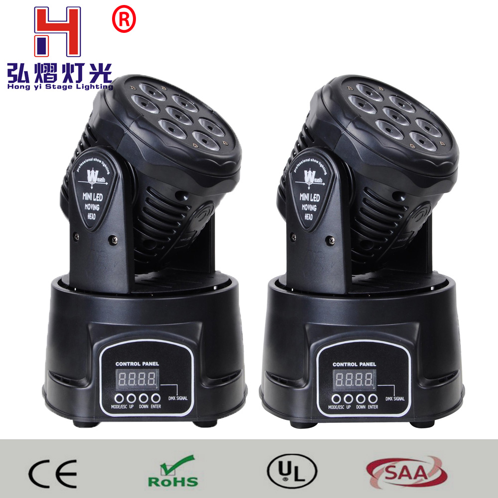 China moving head led mini wash 7*12w rgbw dmx led spot Moving Head Light Effect Lighting DMX 14CH 3 Pin XLR DMX512 Socket neewer 8 pack 6 5 feet 2 meters dmx stage light cable wires 3 pin signal xlr male to female connection for moving head light