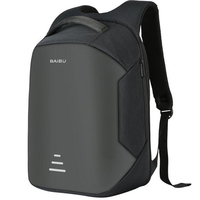 Men Anti Theft Backpack Multifunctional Oxford Casual Laptop Backpack With USB Waterproof Travel Computer Shoulder Bag