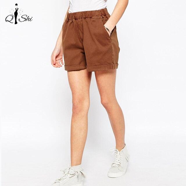 New 2016 Autumn Winter  Elastic Loose Shorts Women Loose short feminino  Oversize Short Pants women shorts Harem Pants