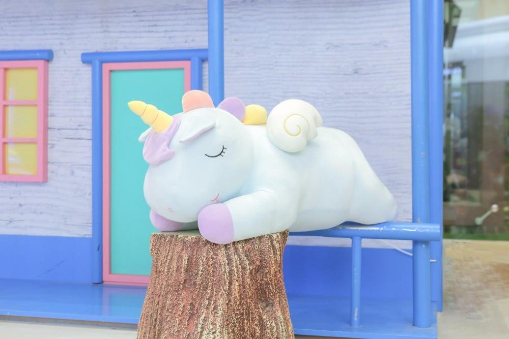 Toys & Hobbies 40/50/60cm New Cute Pegasus Unicorn Plush Stuffed Animal Plush Toys Baby Plush Toys Birthday Gifts Home Decor Supplies