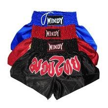Sunrise боксерские трусы MMA Fight trunks Бриджи Единоборства брюки Muay Thai Короткие трусы