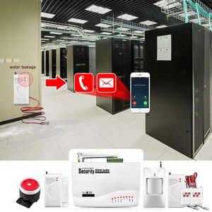 Image 3 - FUERS ไร้สาย GSM Burglar สมาร์ทหน้าแรกโรงรถเซ็นเซอร์ตรวจจับการเคลื่อนไหวรัสเซีย/ภาษาอังกฤษ Voice Security อัตโนมัติ DIY ชุด
