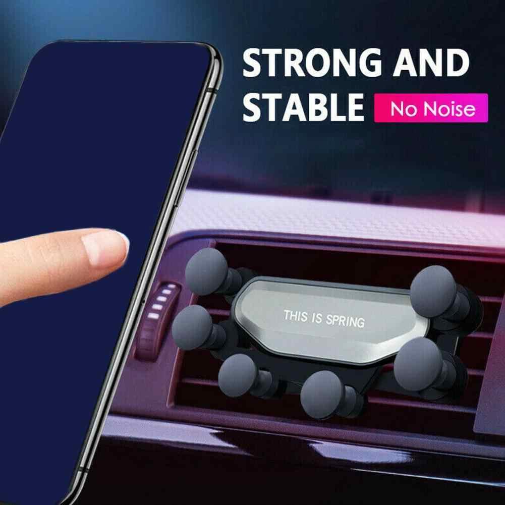 2019 Автомобильный держатель для телефона для iphone X Xs Max samsung S9 в держатель на вентиляционное отверстие автомобиля автомобильные держатели для Xiaomi huawei подставка для мобильного телефона