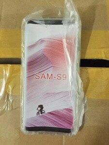 Image 4 - 10 개/몫 삼성 갤럭시 S9 Anti shockproof 부드러운 TPU 지우기 투명한 다시 케이스 커버 S9