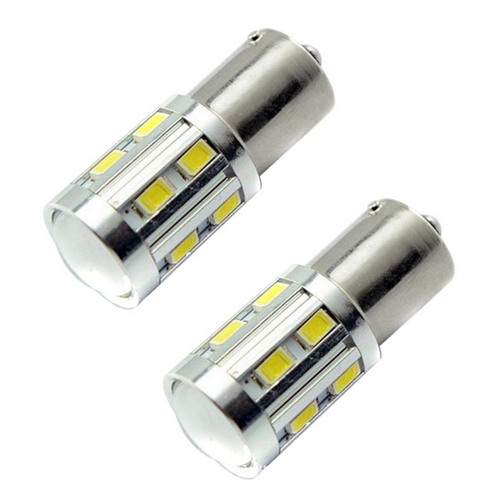 1 pcs 1156 BA15S 12 SMD Lâmpada LED Chips de Alta Potência lâmpada - Faróis do carro - Foto 2