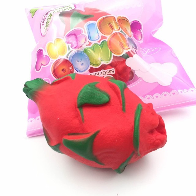 Squishy Toys Package : Aliexpress.com : Buy Squishy Slow Rising Jumbo Fruit Pitaya Squishy Toy / Decompression Toys ...