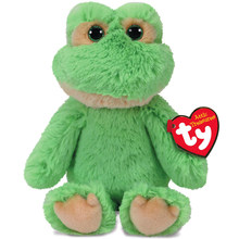 "Pyoopeo Ty Attic Treasures 6"" 15cm Floyd Frog Plush Regular Super Soft Fluffy Stuffed Animal Collectible Doll Toy with Heart Tag(China)"