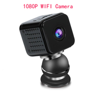 Night Version Wifi IP Mini Camera Wireless HD 1080P Mini Camcorder Video Recording Motion Detection Remote