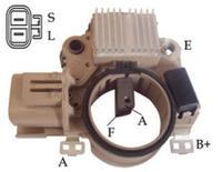 Regulador de tensão do alternador novo 13605800/06-090