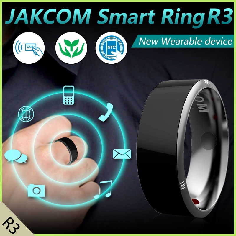 JAKCOM R3 Smart Ring Hot Sale In Smart Activity Trackers Like Smart Ring App Bluetooth For Key Coospo