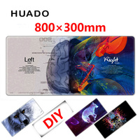 Rubber Big Gaming Mouse Pad For Gamer Custom Mouse Mat Desk Mat Large Mousepad For Steelseries