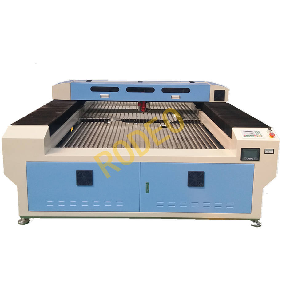 2mm Stainless Steel Laser Cutting Machine 180w With Reci Laser Tube