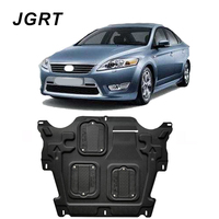 Car Styling For Ford Fusion Mondeo Steel Engine Guard 2011 2013 For Fusion Engine Skid Plate