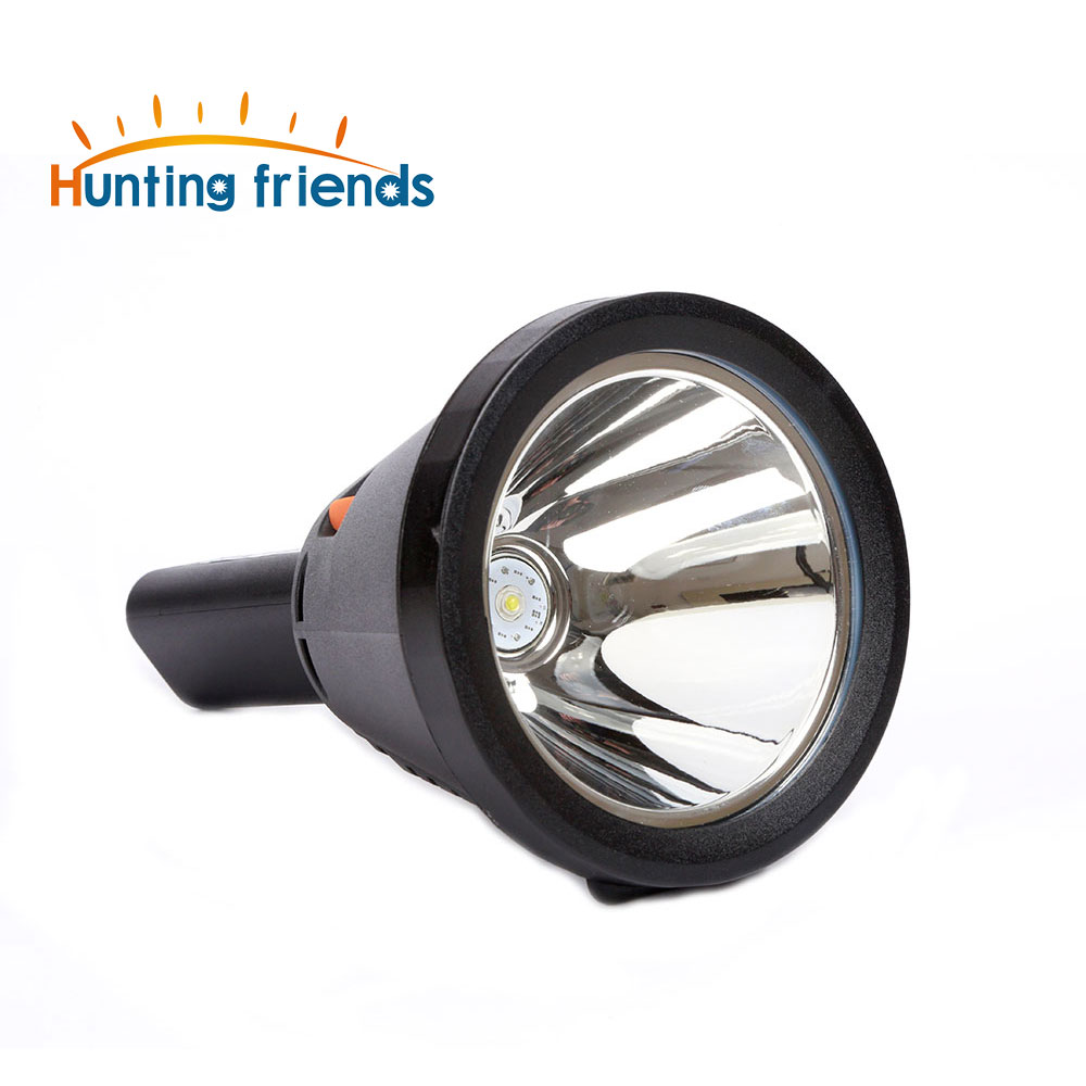 12pcs/lot Hunting friends Powerful LED Flashlight Portable Light 18650 Lithium Battery Torch Waterproof Rechargeable Flashlight 12pcs lot hunting friends super bright led headlamp rechargeable flashlight forehead waterproof headlight head flashlight torch