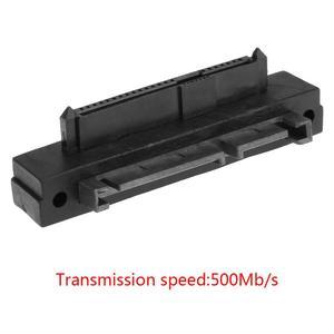 Image 5 - 22Pin SATA Male to 22Pin SAS Female Port Extension Converter Adapter SAS HDD SSD to SATA adaptor