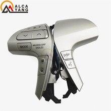 NEW! Bluetooth Steering Wheel Audio Control Button Switch 84250-06160 For Toyota Camry Corolla Hilux Vigo Highlander Innova