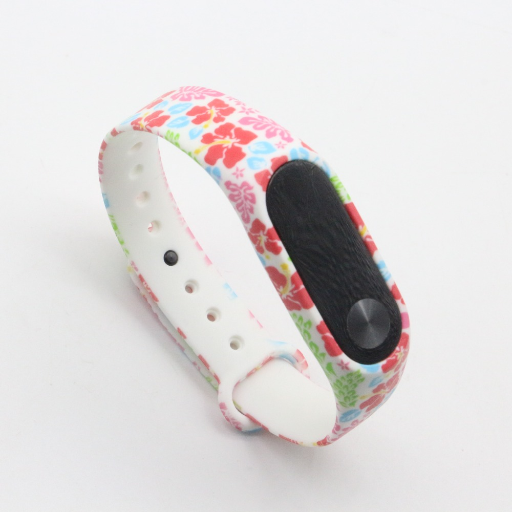 (XM2HS) SMP-0015 Replace Strap for Xiaomi Mi Band 2,Silicone Wristbands for Mi Band 2 Accessories