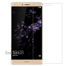 Anti-Scratch 2.5D 0.26mm 9H Hardness Phone Mobile Front Tempered Toughened Glass Verre Cristal For Huawei G8 GX8 G7 Plus(China)