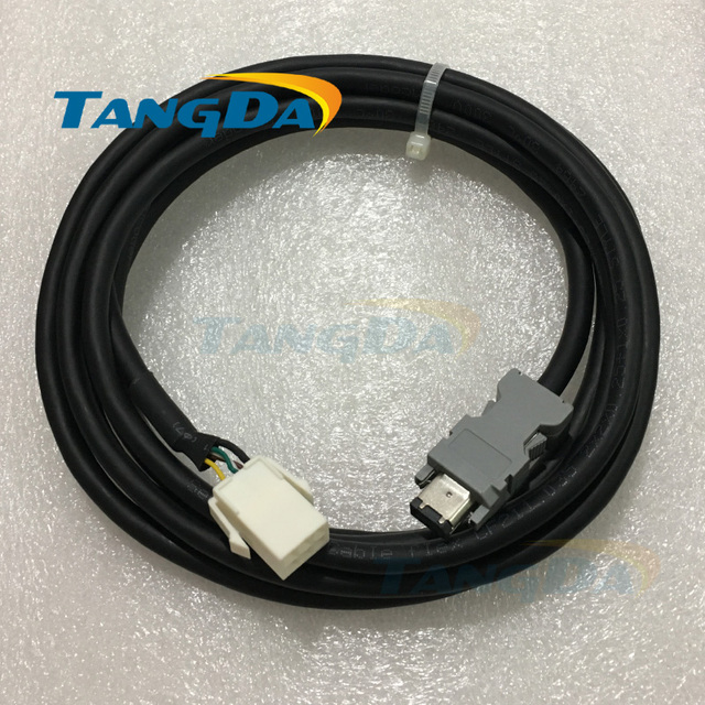 MFECA0030EAM 2/3/5/8/10 Encoder feedback cable for pana sonic 750w servo motor MHMD082G1U MCDHT3520E A5 Wire for Panasonic A.