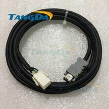 MFECA0030EAM 2/3/5/8/10 Encoder feedback kabel für pana sonic 750 w servo motor MHMD082G1U MCDHT3520E A5 Draht für Pana sonic EIN.