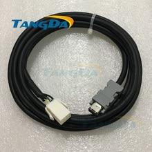 MFECA0030EAM câble de rétroaction, encodeur pour pana sonic 8/10 w, servomoteur MHMD082G1U MCDHT3520E A5, câble de rétroaction pour Pana sonic A.