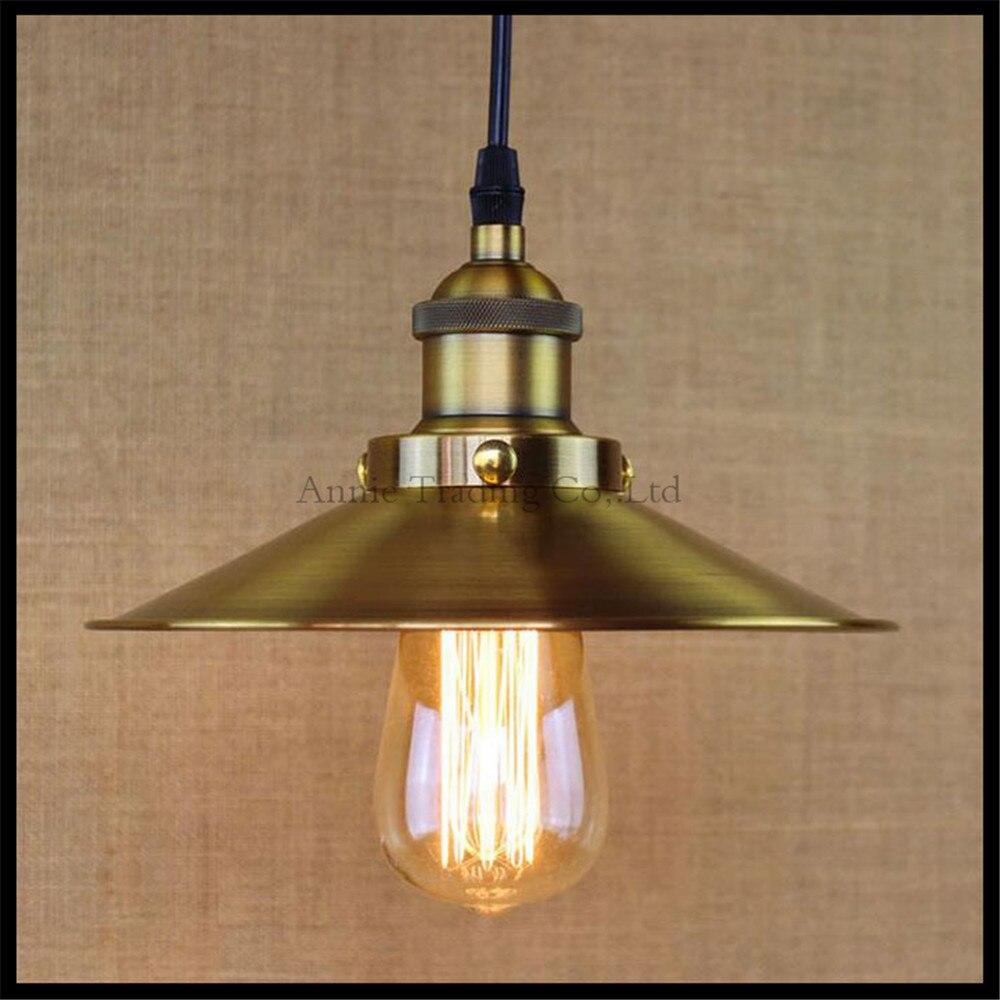 tin lighting fixtures. 2017 new american country style bronze vintage pendant light fixtures iron lid lampshade loft industrial hanging tin lighting