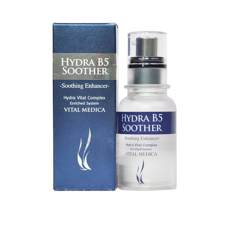 Original AHC HYDRA B5 Soother Soothing Enhancer Vital Complex Enriched System Vita Mediica 30ml