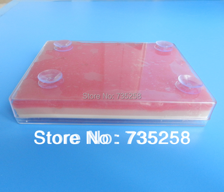 Advanced Simulation Model of the Skin Skin Suture Practice Model Skin Model Suture Practice Pad in Medical Science from Office School Supplies