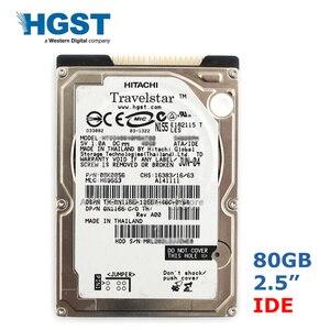 HGST Brand 80GB 2.5