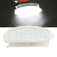 12V Car Styling LED License Number Plate Light Unit For Renault Clio Sport MK2 Clio II