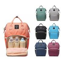 Fashion Brand Large Capacity Mummy Maternity Nappy Dry Wet Bag Baby Bag Travel Backpack Desinger Nursing Bag for Baby Care