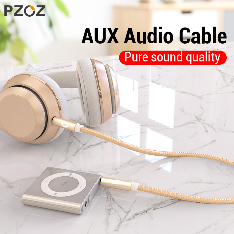 1Feet Rhodium 3.5mm to 3.5mm male stereo audio cable silver plated wire aux