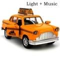 1:32 сплава модель автомобиля Вытяните Назад toys taxi car классический детский toys подарок детям мальчиков brinquedos игрушки автомобилей инжиниринг инструменты