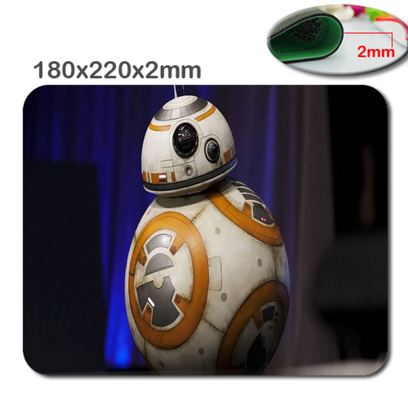 Hot Sell Star Wars Background Printing Pattern Custom Made Desktop Pad Mousepads Optical Rubber Notebook Gaming Mice Pads