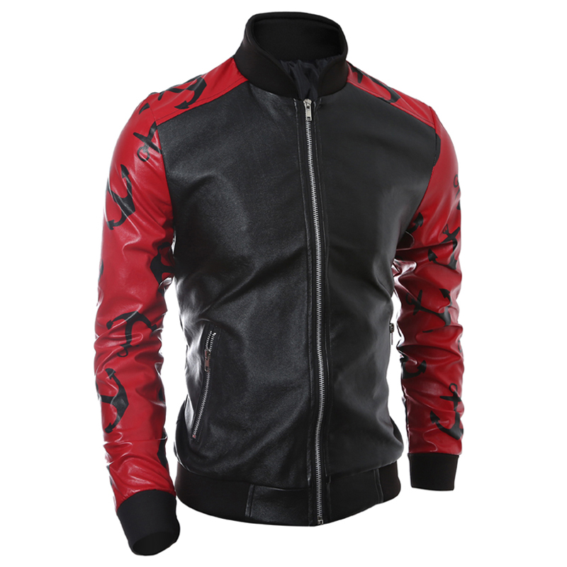 Online Buy Wholesale mens leather jackets online from China mens ...