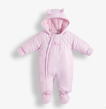 d7cd37411c86f fashion winter baby rompers cold proof thickening cotton thermal ...