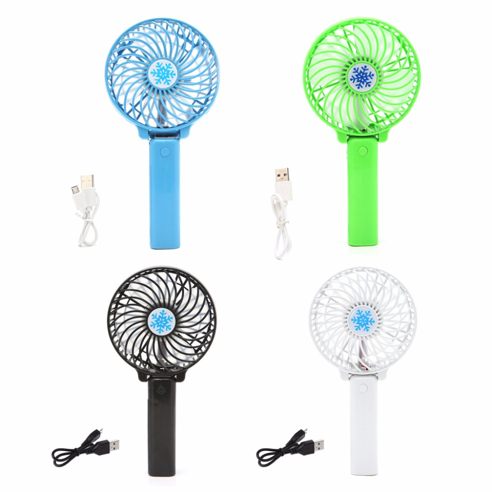 Foldable Handheld Mini Fan USB Power Rechargeable Battery Operated Hand Bar Fans mini handheld battery operated sewing machine for kids