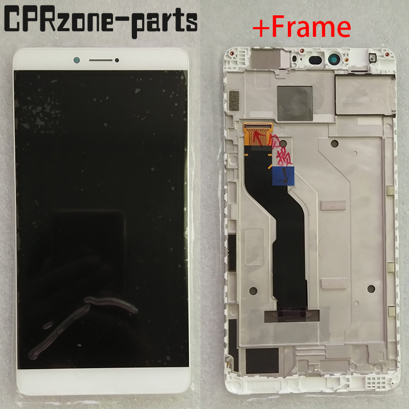 6 6 lcd with frame For Huawei Honor Note 8 EDI AL10 LCD display touch screen