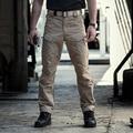 IX7 Армии Брюки Мужчины Тактический Нескольких Карман Брюки Мужчины Армия Армия Боевая Брюки Pantalon Homme Случайные Брюки-Карго Для Мужчин