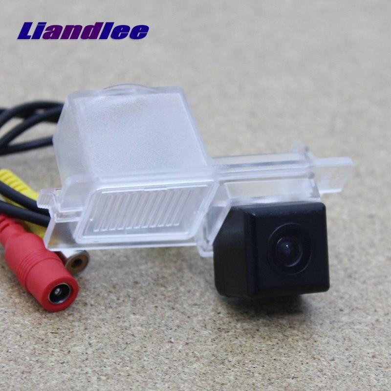 Liandlee Per SSang Yong Kyron 2006 ~ 2015-Car di Parcheggio up Fotocamera/Telecamera posteriore/Visione Notturna del CCD HD + Retromarcia fotocamera