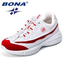 Кроссовки bona Детские синтетические повседневная обувь на липучке