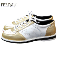 Special Men Women Bowling Shoes Couple Models Sports Shoes Breathable Slip Traning Shoes BOw003