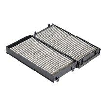 2 шт. для салона автомобиля воздушные фильтры для BMW X5 E70 2007- X6 E71 E72 2008-2010 64316945586 64316945585 CU2941-2