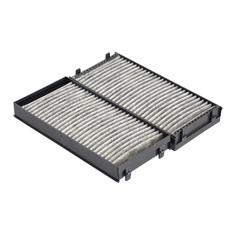 2PCS Car Cabin Air Filters for BMW X5 E70 2007 2015 X6 E71 E72 2008  2010 64316945586 64316945585 CU2941 2|Cabin Filter| |  - title=