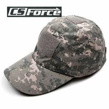 CS Force Military Baseball Cap Men Women Hunting Caps Sun Visor Army Soldier Combat Hats Caps Snapback Paintball Fishing Caps